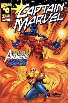 Captain Marvel Vol. 4 (2000-2002)
