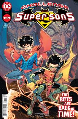Challenge of the Super Sons (2021-)