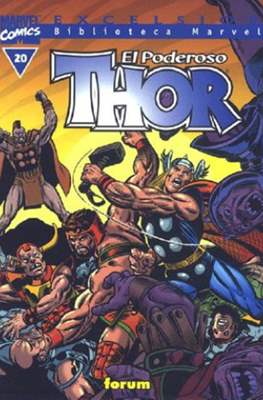 Biblioteca Marvel: El Poderoso Thor (2001-2004) (Rústica 160 pp) #20