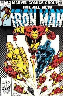 Iron Man Vol. 1 (1968-1996) (Comic book) #174
