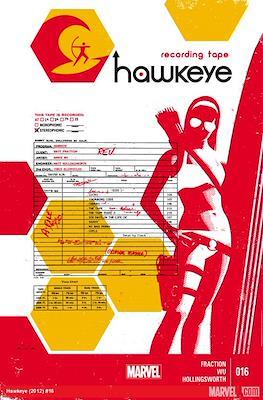 Hawkeye (Vol. 4 2012-2015) (Comic-Book) #16