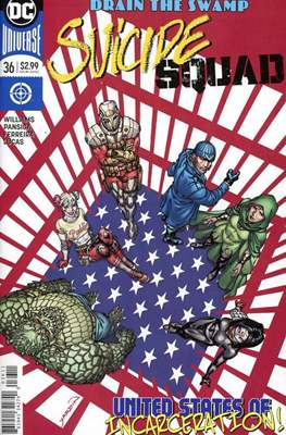 Suicide Squad Vol. 5 (2016) (Comic-Book) #36