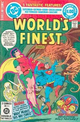 World's Finest Comics (1941-1986) #265