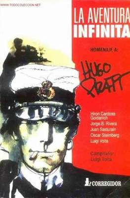 La aventura infinita. Homenaje a Hugo Pratt