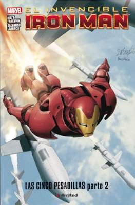 El invencible Iron Man #2