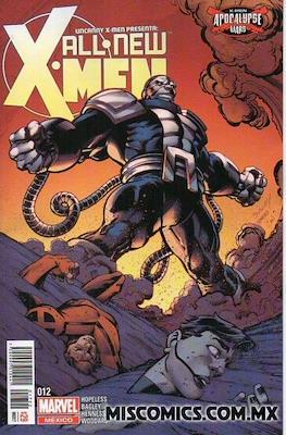 Uncanny X-Men (2016-2017) (Grapa) #12