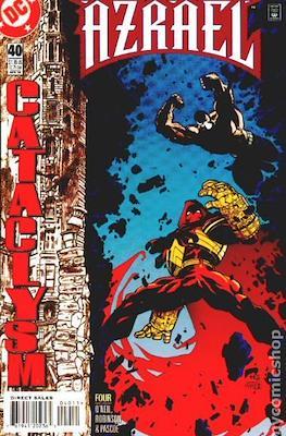 Azrael: Agent of the Bat (1995-2003) (Grapa) #40