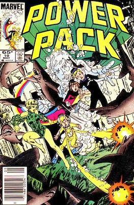 Power Pack (1984-1991; 2017) (Grapa) #10