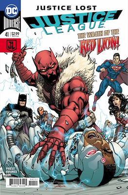 Justice League Vol. 3 (2016-2018) (Comic-book) #41