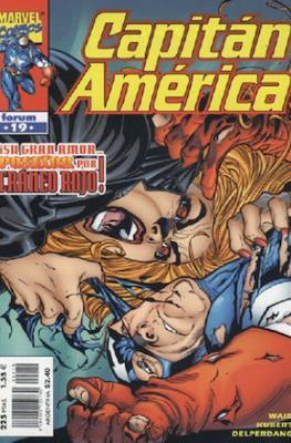 Capitán América Vol. 4 (1998-2000) (Grapa 28 pp) #19