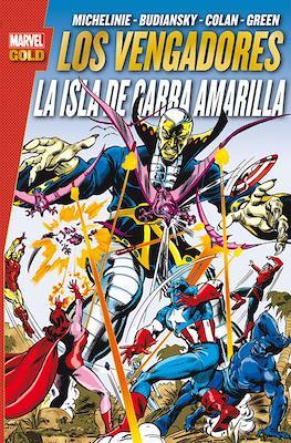Los Vengadores. Marvel Gold (Rústica con solapas) #14