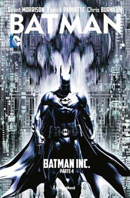 Batman Inc. (Rústica) #4