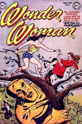 Wonder Woman Vol.1 (1942-1986; 2020-) (Comic Book) #52