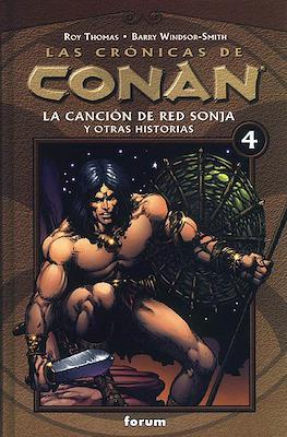 Las Crónicas de Conan #4