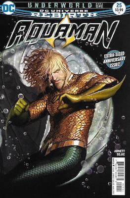Aquaman Vol. 8 (2016-) (Comic Book) #25