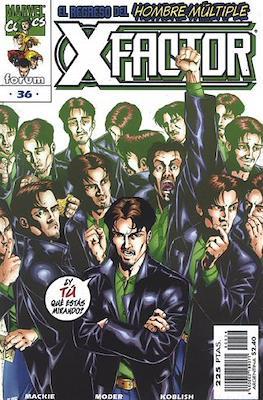X-Factor Vol. 2 (1996-1999) #36