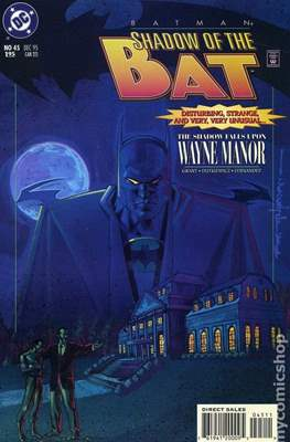 Batman: Shadow of the Bat (Comic book) #45