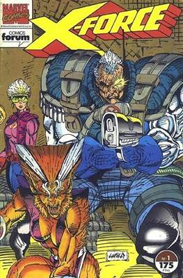 X-Force Vol. 1 (1992-1995)