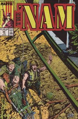 The 'Nam Vol 1 (Comic-book.) #20