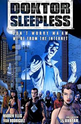 Doktor Sleepless (Comic-book) #4