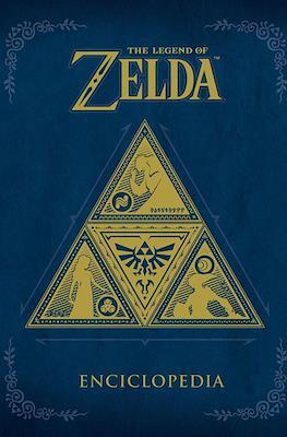 The Legend of Zelda: Enciclopedia (Cartoné 328 pp) #