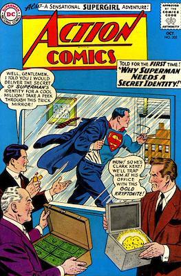Action Comics Vol. 1 (1938-2011; 2016-) (Comic Book) #305
