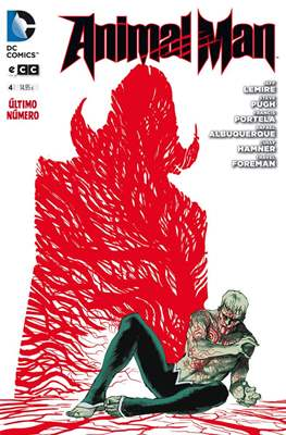 Animal Man. Nuevo Universo DC (Rústica 144-184 pp) #4