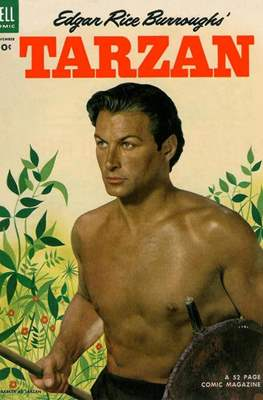 Tarzan (Comic-book) #50