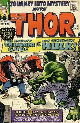 Journey into Mystery / Thor Vol 1 (Comic Book) #112