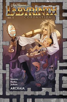 Labyrinth: Coronation (Comic Book) #1