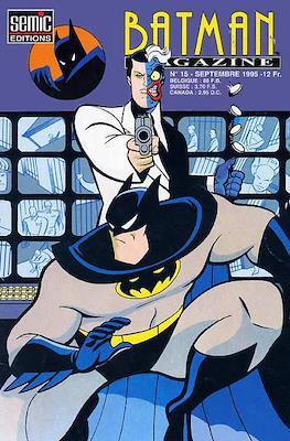 Batman Magazine (Agrafé. 32 pp) #15