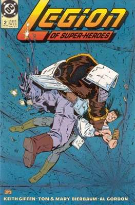 Legion of Super-Heroes Vol. 4 (1989-2000) #2