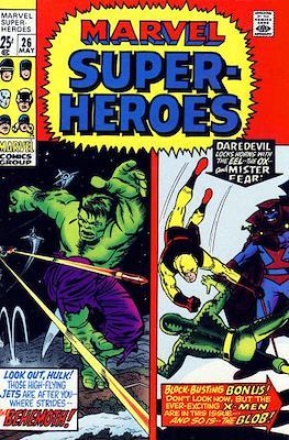 Marvel Super-Heroes (Grapa) #26