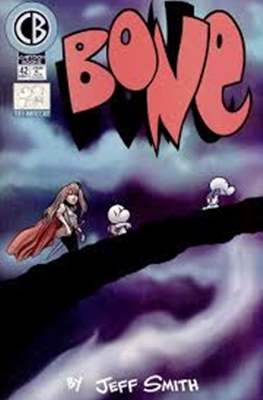 Bone (Comic Book) #42
