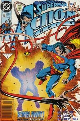 Action Comics Vol. 1 (1938-2011; 2016-) (Comic Book) #661