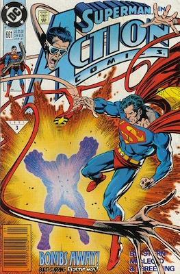 Action Comics Vol. 1 (1938-2011; 2016-) #661