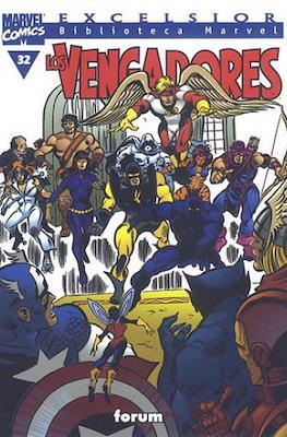 Biblioteca Marvel: Los Vengadores (1999-2001) (Rústica 160 pp) #32