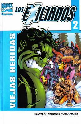 Los Exiliados (2003-2010) #2