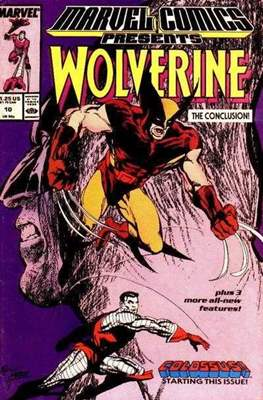 Marvel Comics Presents Vol. 1 (1988-1995) #10