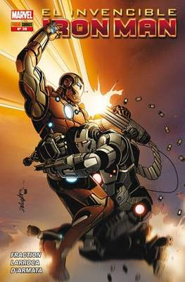 El Invencible Iron Man Vol. 2 (2011-) (Grapa - Rústica) #20