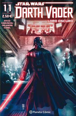 Star Wars: Darth Vader. Lord Oscuro (Grapa 40 pp) #11