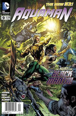 Aquaman Vol. 7 (2011-2016) (Comic-book) #9