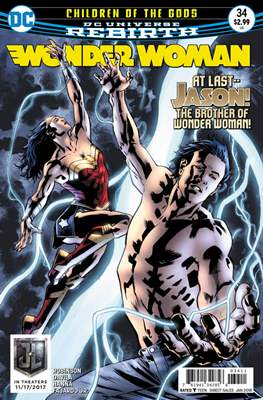 Wonder Woman Vol. 5 (2016-) (Comic book) #34