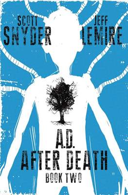 A.D.: After Death (Comic-book) #2