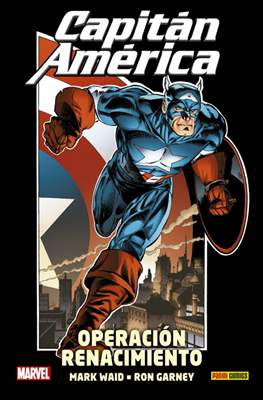 Capitán América: Operación Renacimiento. 100% Marvel HC (Cartoné 144 pp) #