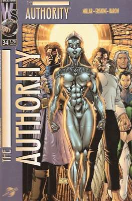 The Authority Vol. 1 (2000-2003) #34