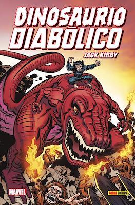 Dinosaurio Diabolico de Jack Kirby. 100% Marvel HC