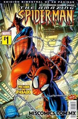 The Amazing Spider-Man (2005-2013) (Grapa) #1