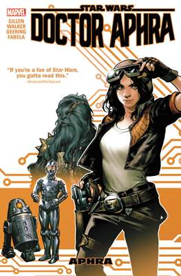 Star Wars: Doctor Aphra (Softcover) #1