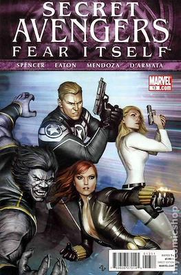 Secret Avengers Vol. 1 (2010-2013) (Comic Book) #13